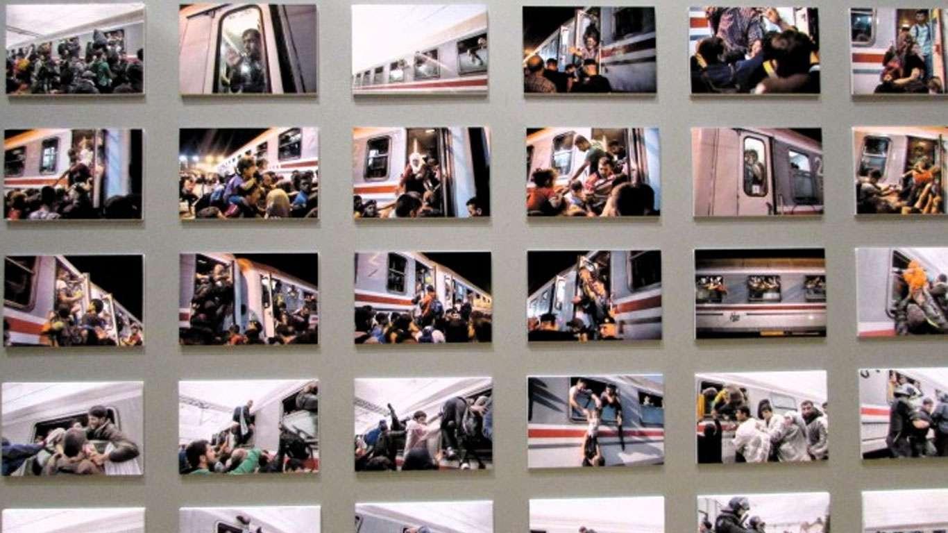Migrantska kriza na fotografijama Alessandra Pensa