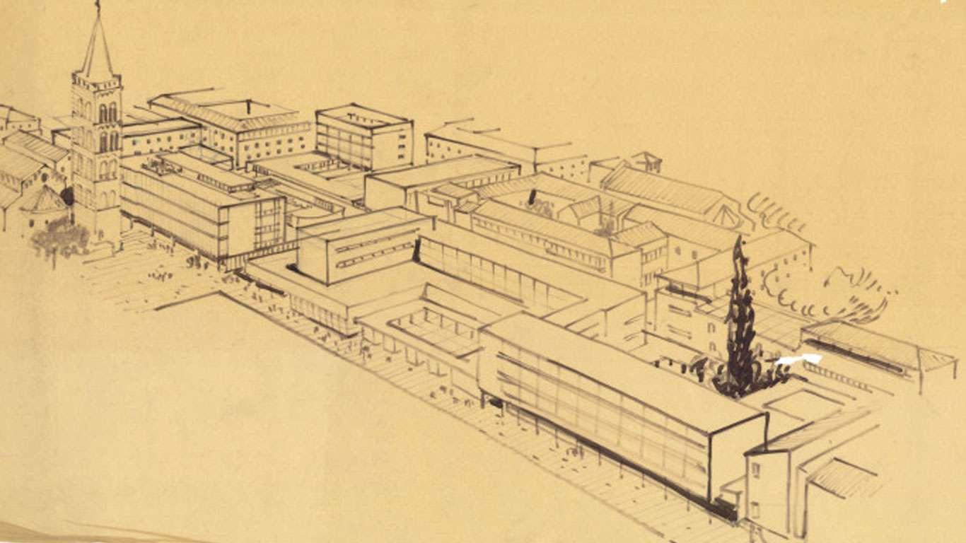 Zadar: poslijeratna urbanističko-arhitektonska obnova 1944-58.