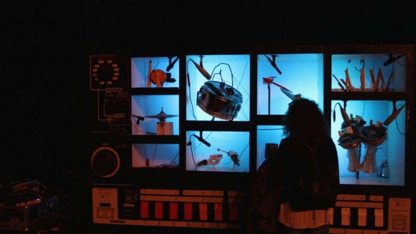 Robotički ritam Moritza Simona Geista