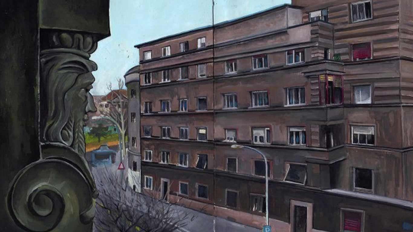 S Emanuelom Lekić o slikarstvu, ali i Erste fragmentima
