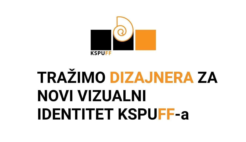 KSPUFF traži novi vizualni identitet i dizajnera!
