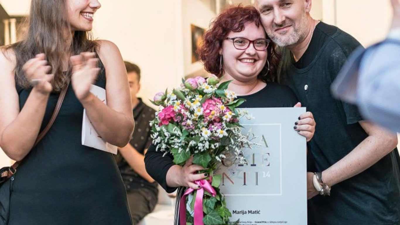 Grand Prix Marije Matić na 14. Erste fragmentima